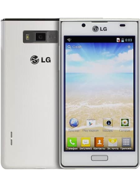 LG L7 P705 USB DRIVER PC