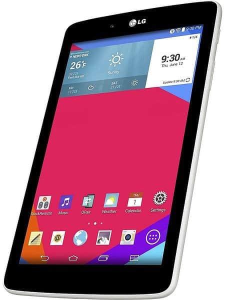 Firmware LG G Pad 8 0 4G V490 for your region - LG-Firmwares com
