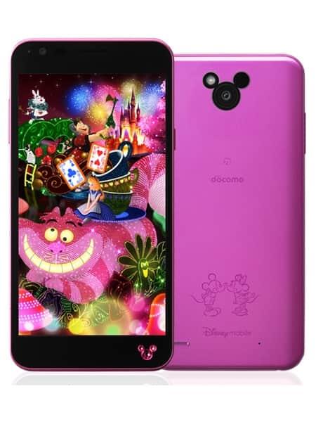 Firmware LG Disney Mobile DM02H for your region - LG